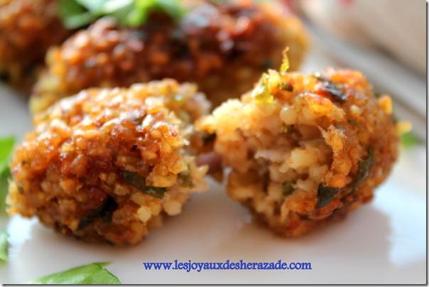 recette de kebbe libanaise sans vinade