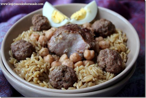 TLITLI, cuisine algerienne