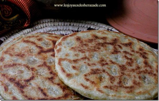 pain algerien , cuisine algerienne