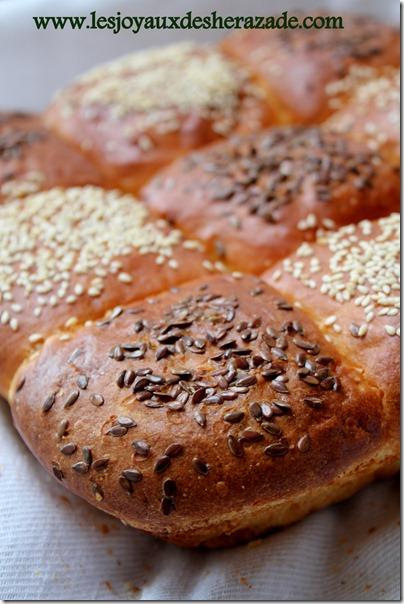 pain aux pommes de terre