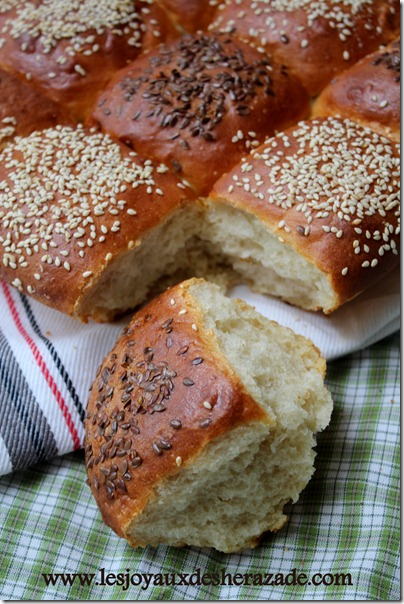 pain maison extra moelleux