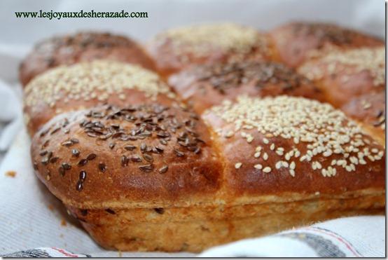 pain moelleux aux pommes de terre