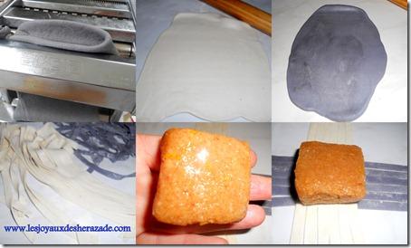 préparation gateau algerien avec photos