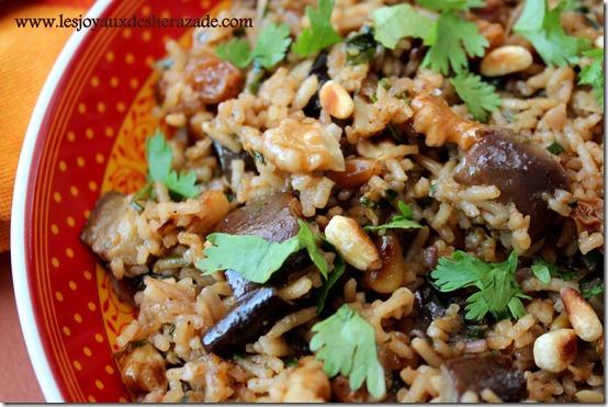 recette de riz pilaf 2