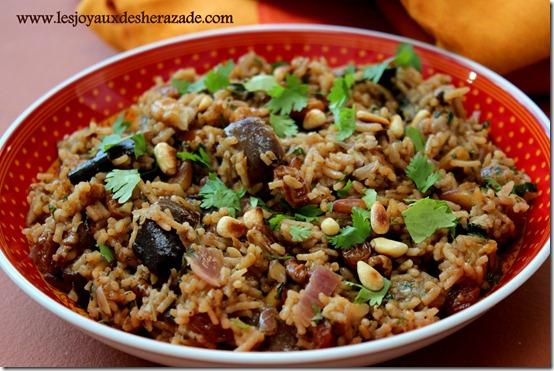 recette de riz pilaf