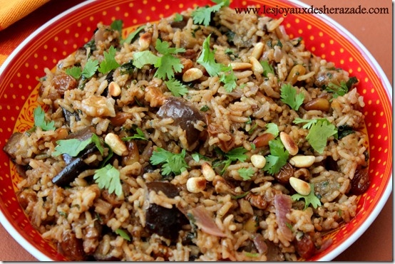 riz pilaf 1