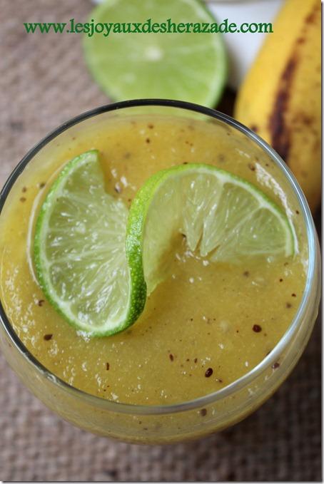 smoothie banane kiwi poire