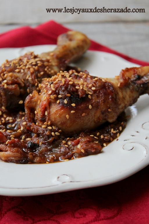 recette-de-poulet-aux-tomates-et-au-miel_2
