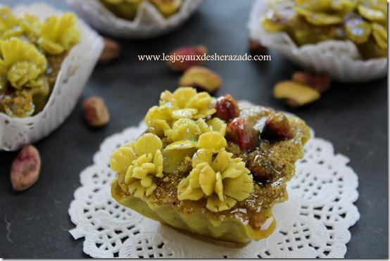 gâteaux algériens, el foustoukiya