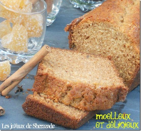 pain d'épice pour noel