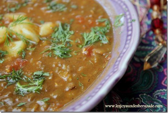soupe au lentilles 2