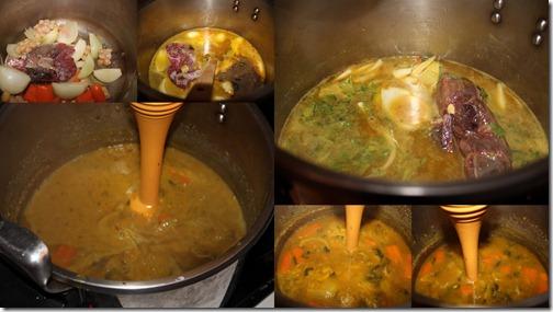 préparation harira
