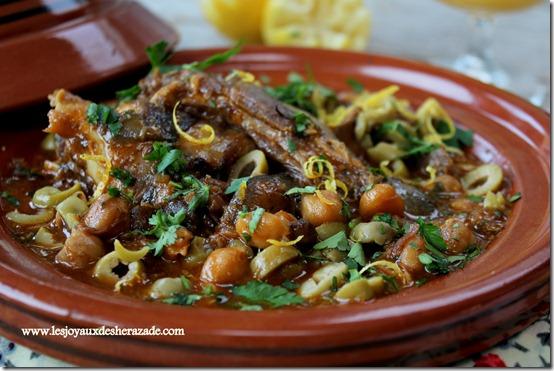 recette de chtitha bouzelouf 1