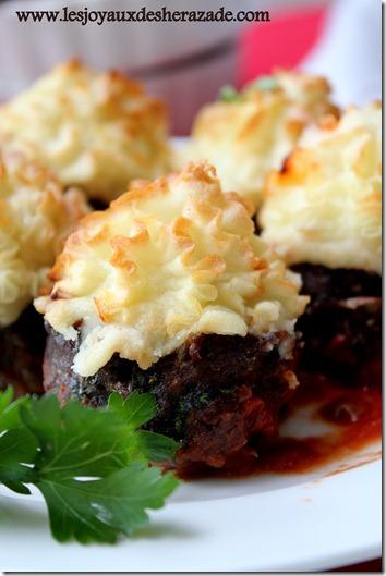 recette de viande hachée , kofta hassan pacha