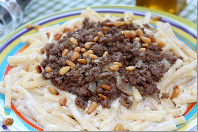 recette libanaise de pate