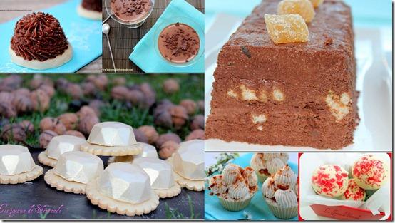 Recettes de chocolat pour noel