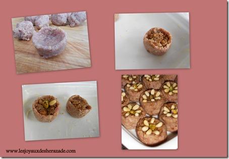 préparation, kibbeh , recette libanaise