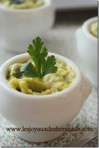 recette de feve à la moutarde