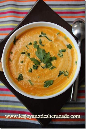 velouté de carottes 3