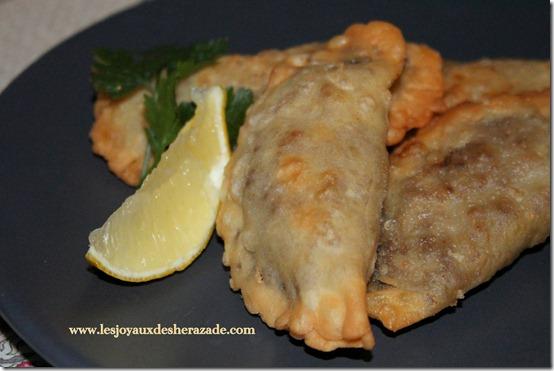 bourek laadjine, cuisine algerienne