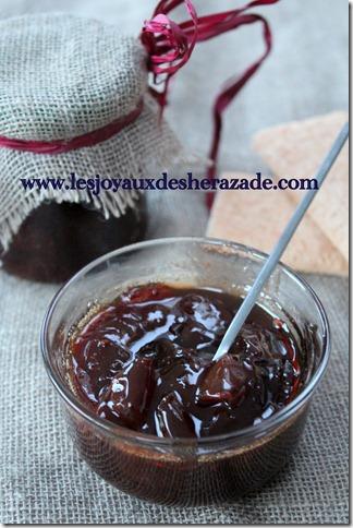 confiture de raisins facile
