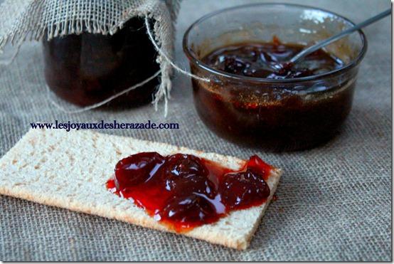 recette de confiture de raisins