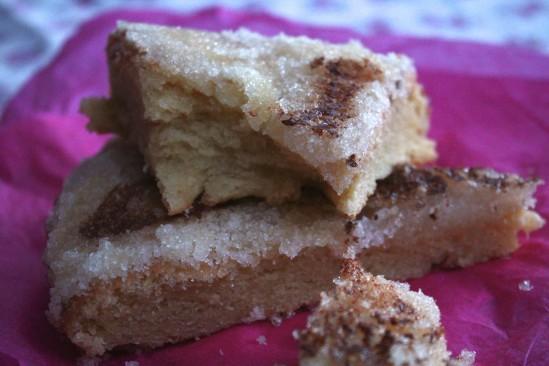 galette au sucre