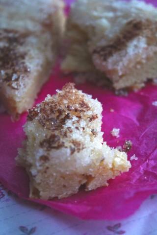 recette de galette au sucre