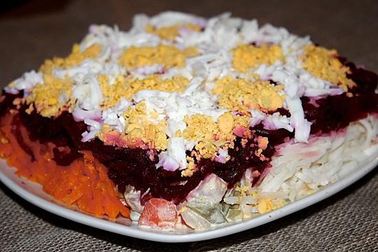 salade de crudités algérienne