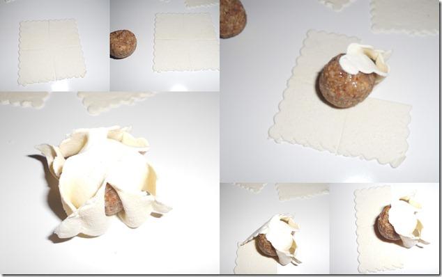 recette de gateau algerien aux amandes