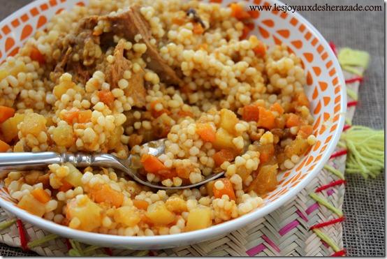 couscous algerien el mardoud