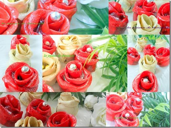 La vidéo de la rose