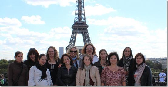 Des bloggeuses à Paris