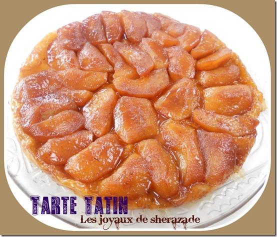 Tarte tatin, recette de tarte tatin délicieuse
