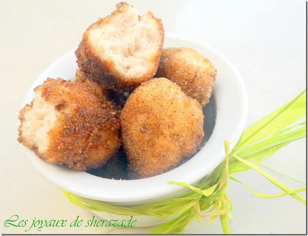 nuggets de poulet facile