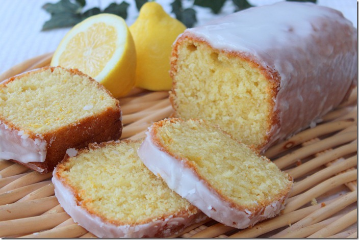 cake au citron de christophe felder - les joyaux de sherazade