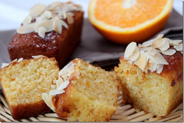 Cake à l'orange, كيك البرتقال