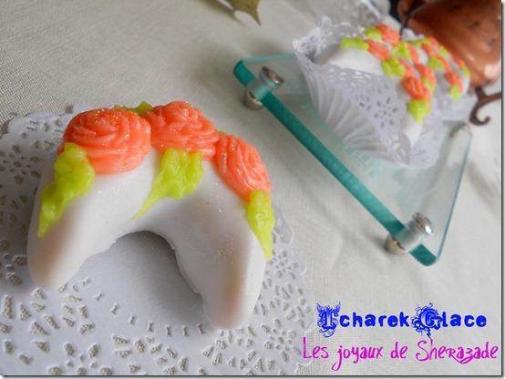 Tcharek gâteau algérien
