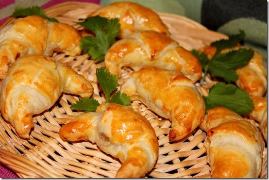 Bien-aimé Mini croissants salés - Les Joyaux de Sherazade JY44