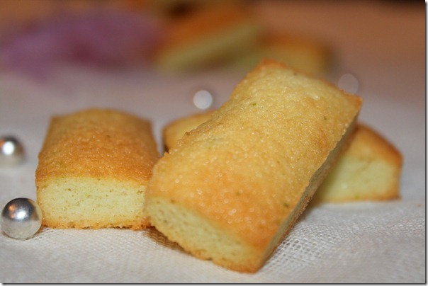 Financiers, recette de financier facile