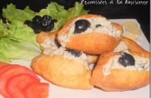 recette de fricassée tunisienne
