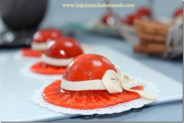 Gâteaux algériens modernes