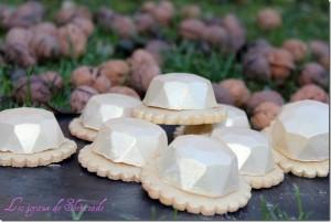 gateau algerien aux chcolat blanc