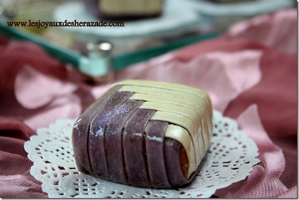 Gâteaux algériens , recette lemkhiddetes expliquée en photos