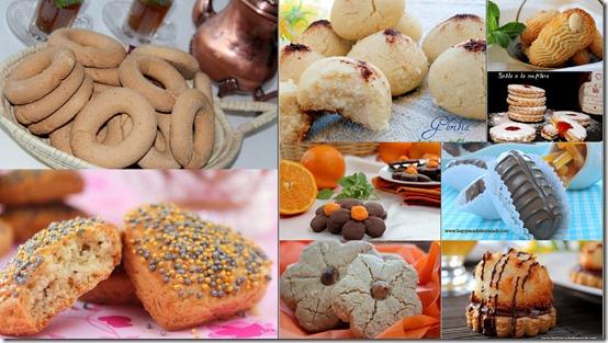 Gâteaux secs faciles pour l'aïd