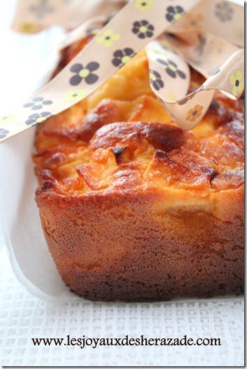 Gâteau aux pommes , super facile