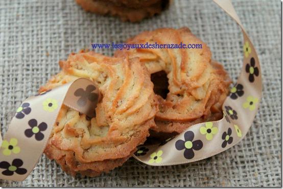 Halwat lambout - gâteau algérien sec