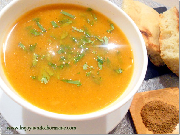 Harira,  soupe du ramadan