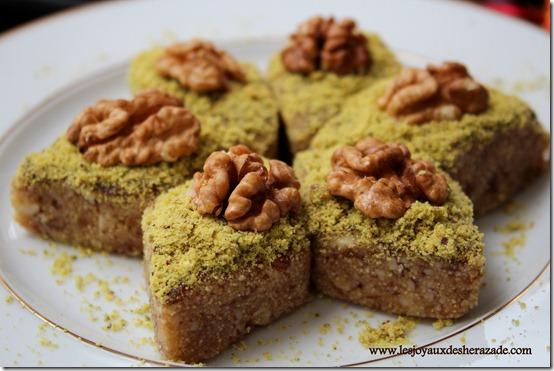 Pâtisserie tunisienne / Hrissa hloua
