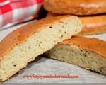 khobz dar, pain algerien